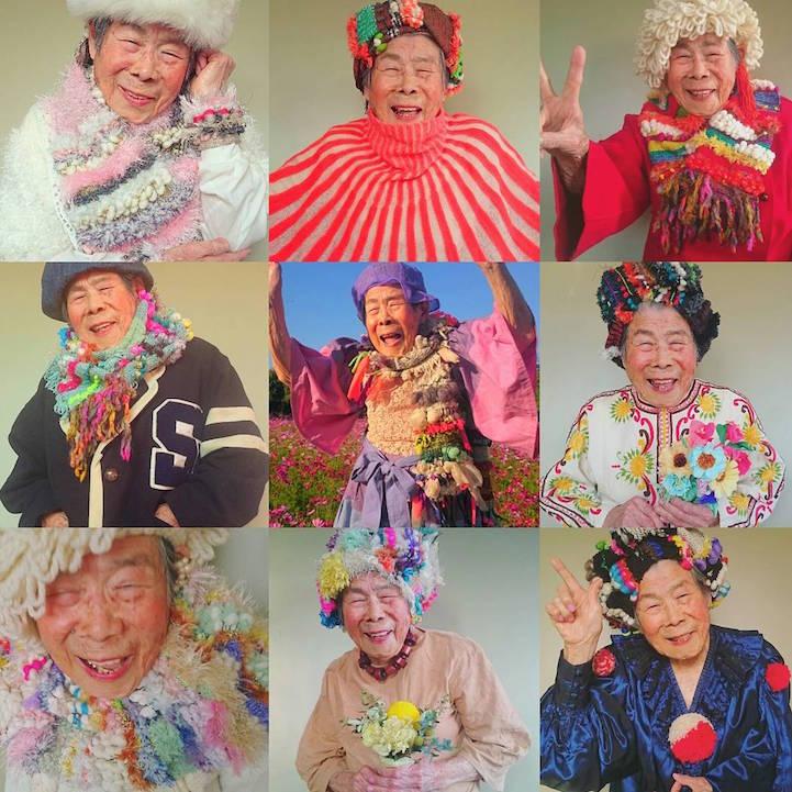 fotos abuela 93 años