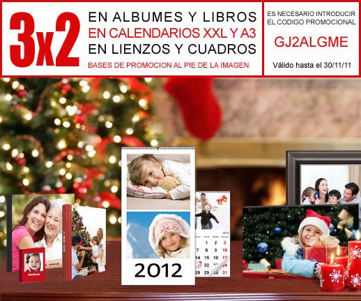 promoción 3x2 hofmann Navidad