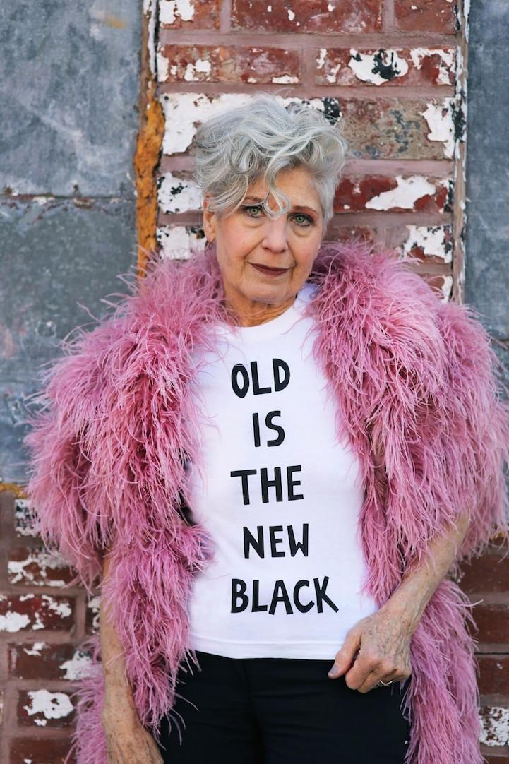 fotos abuelas modernas