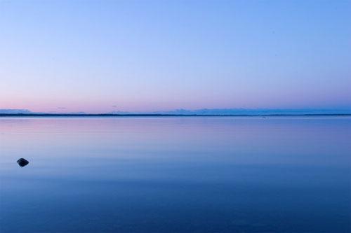 Iluminación en fotografia el agua