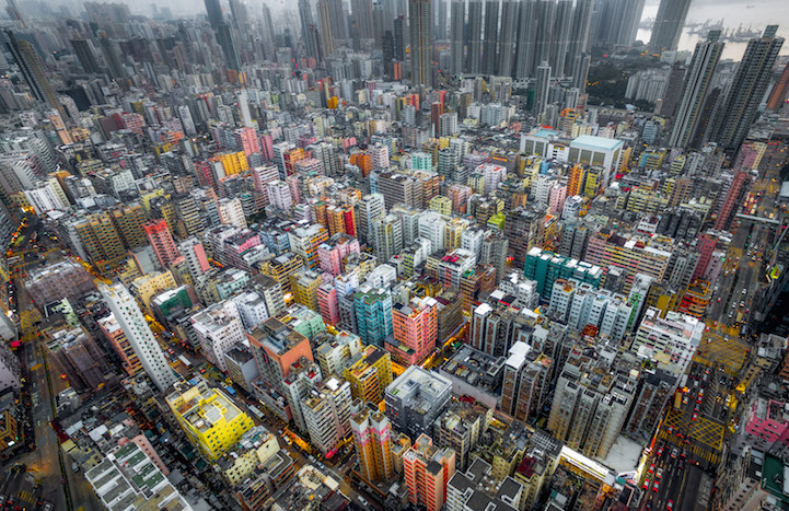 fotos hong kong