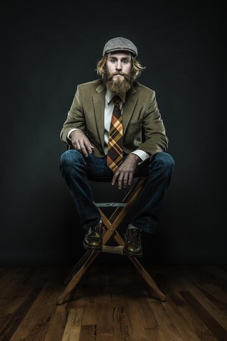 barbas y hombres