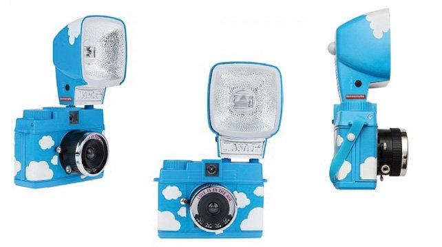 Camara lomográfica