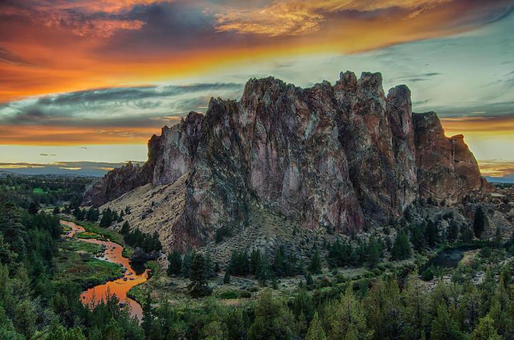 fotos paisajes oregon
