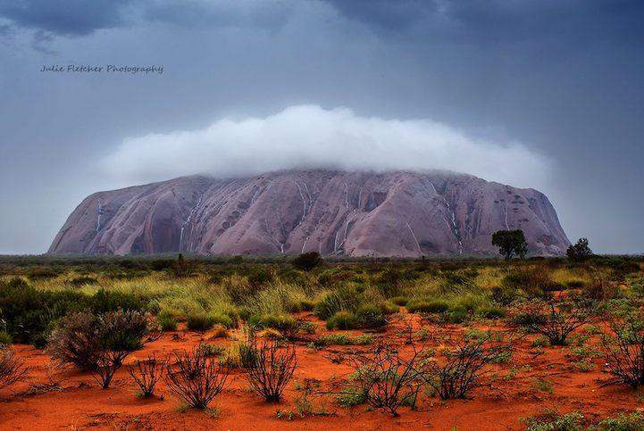 paisaje australiano