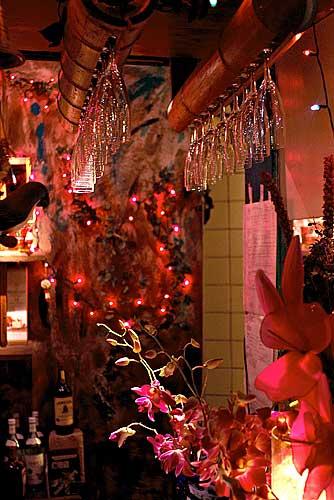iluminacion restaurantes