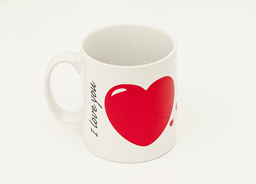 taza i love you