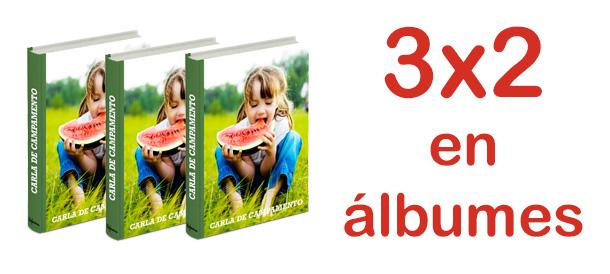 Álbumes Hofmann 3x2