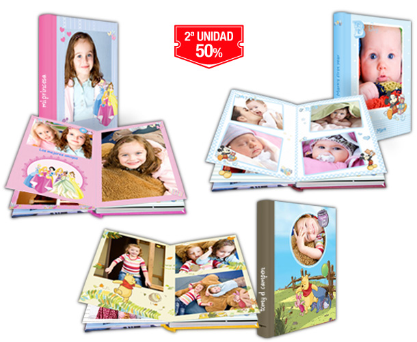 Albumes Disney Hofmann