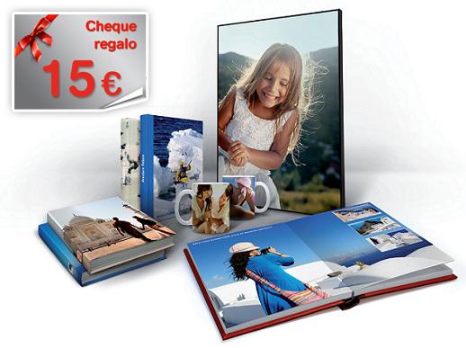 Cheque regalo 15 euros