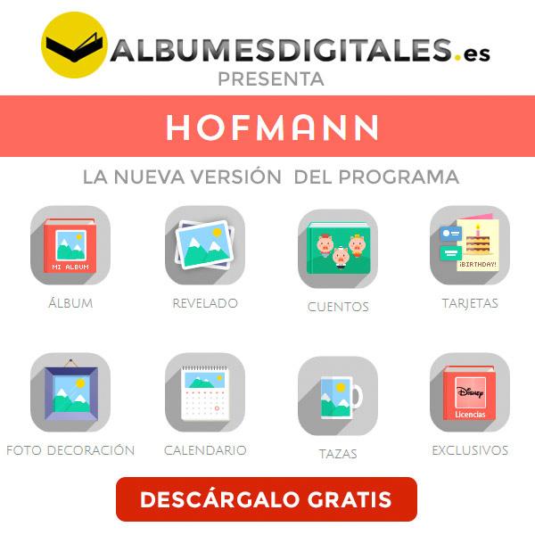 Descarga la nueva versión 9.9 del programa hofmann