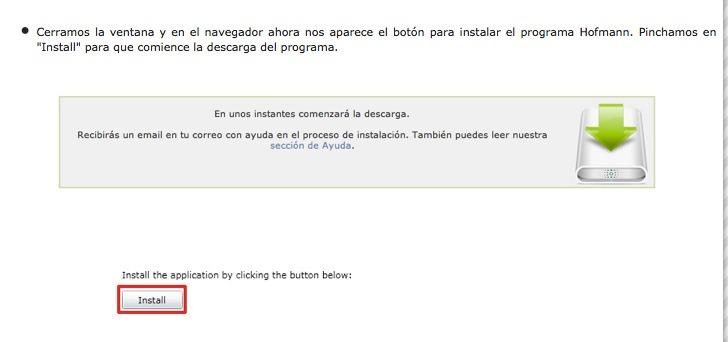 boton instalacion hofmann mac