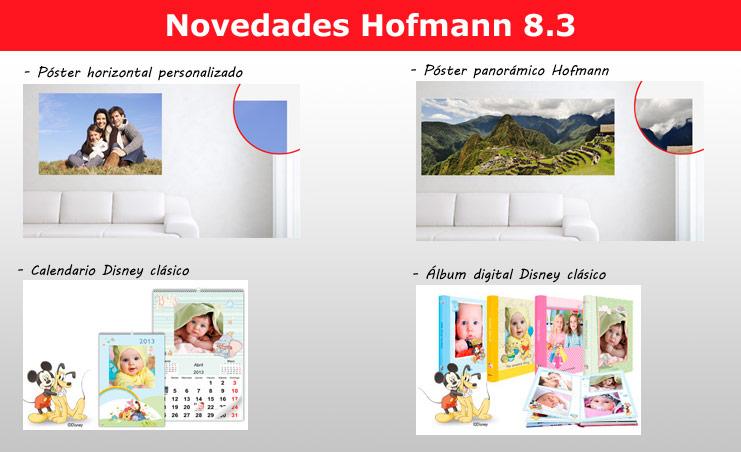 Novedades version 8.3 hofmann