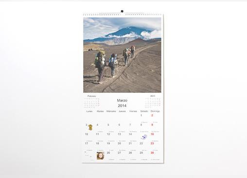 Calendario XXL