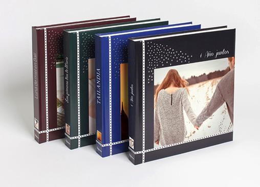 Maxi álbum fotográfico Swarovski. Elegancia y gran tamaño