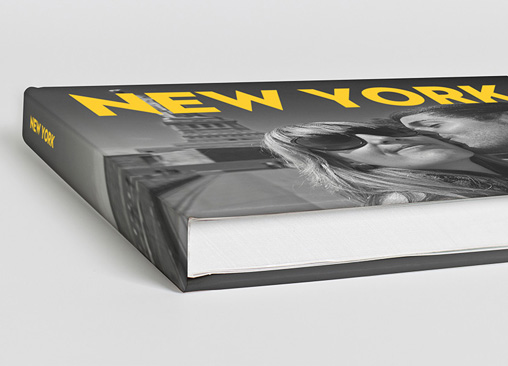 Libro de fotos Hofmann horizontal apaisado