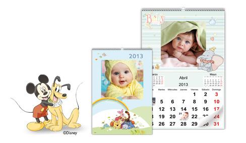 Calendario Disney Classic 30x45 cms