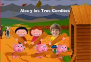 Cuentos infantiles: Los tres cerditos