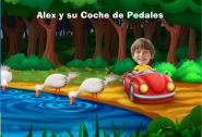 Cuentos infantiles: El coche de pedales