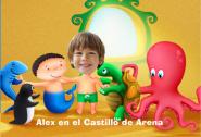 Cuentos infantiles: El castillo de arena