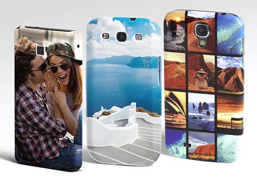 Carcasas para móviles Samsung Galaxy (S2, S3, S4)
