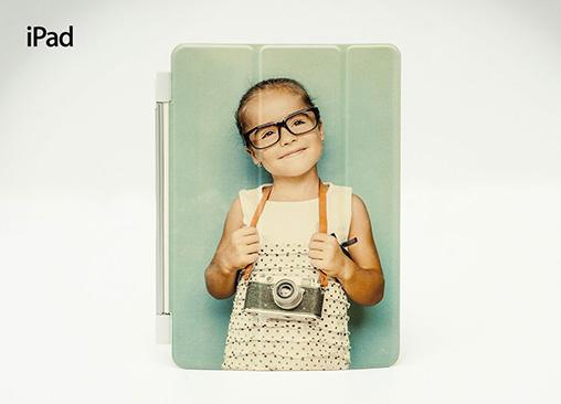 Smart Cover iPad personalizada