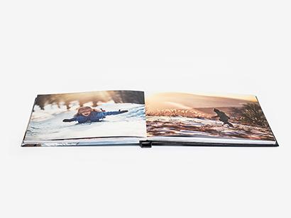 Álbum Digital apaisado Hofmann con apertura de 180º