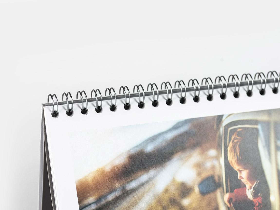 Calendario online de mesa Hofmann. Ideal para tu oficina o despacho.
