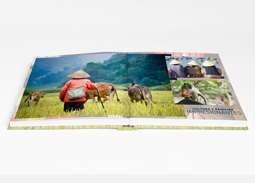 Álbum Maxi impresión digital