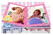 Álbum Disney: Princesas