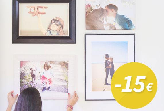 Descuento de 15 euros en lienzos hofmann para tu hogar - Lienzos para decorar ...