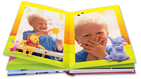 Álbum Disney: Winnie the Pooh