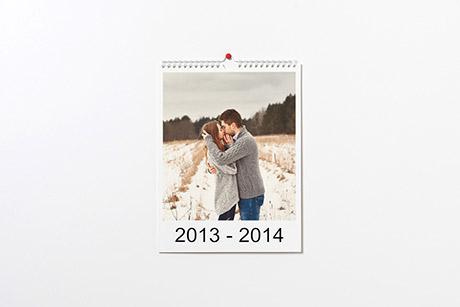 Calendario de pared Hofmann en formato A4 (22x30 cm)