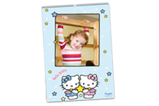 Calendario de pared de Hello Kitty