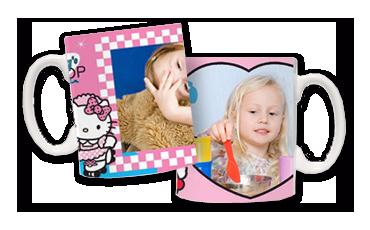 Tazas de Hello Kitty