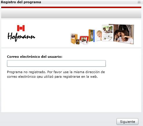 registro programa hoffman