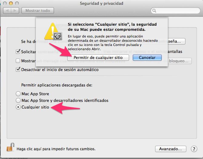 instalación hofmann para mac